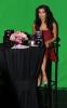 Kim Kardashian spotted promoting her new perfume on February 4th 2010 at Sephora in Miami Beach Florida 6