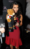Kim Kardashian spotted promoting her new perfume on February 4th 2010 at Sephora in Miami Beach Florida 5
