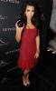 Kim Kardashian spotted promoting her new perfume on February 4th 2010 at Sephora in Miami Beach Florida 9