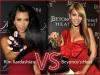 kim kardashian perfume vs beyonce heat