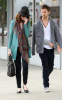 Anne Hathaway and her boyfriend Adam Shulman seen together while shopping for furniture on February 3rd 2010 in West Hollywood 1