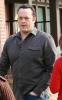 Vince Vaughn spotted arriving at Jim Henson Studios to record We Are the World on February 1st 2010 in Hollywood