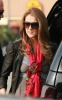 Celine Dion spotted arriving at Jim Henson Studios to record We Are the World on February 1st 2010 in Hollywood 3