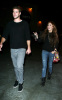 Miley Cyrus spotted with her boyfriend  Liam Hemsworth on February 2nd 2010 in Studio City 1
