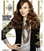 Keira Knightley cover photoshoot of Elle magazine for March 2010 issue 1