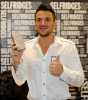 Peter Andre spotted promoting his new fragrance Unconditional in Selfridges at the Trafford Centre on February 6th 2010 in Manchester England 6