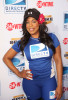 Niecy Nash attends the 4th Annual DIRECTV Celebrity Beach Bowl at DIRECTV Celebrity Beach Bowl Stadium South Beach on February 6th 2010 in Miami Beach 2