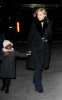 Madonna seen with her children as they arrived to a Kaballah center on February 5th 2010 in New York City 2