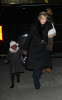 Madonna seen with her children as they arrived to a Kaballah center on February 5th 2010 in New York City 1