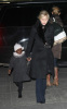 Madonna seen with her children as they arrived to a Kaballah center on February 5th 2010 in New York City 3