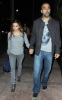 Eva Longoria and Tony Parker seen together as they arrive to Beso on February 6th 2010 in Hollywood 3