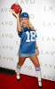 Holly Madison hosted Holly Bowl at LAVO Nightclub on February 6th 2010 at Palazzo Resort Hotel Casino in Las Vegas 2