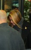 Bar Refaeli spotted on February 6th 2010 while arriving at the airport in Rome Italy 1