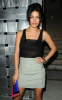 Jessica Szohr arrives at the 2nd annual Big Game Big Give fundraising event held on Febraury 6th 2010 in Miami Beach Florida 2