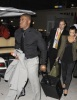Kim Kardashian with Reggie Bush departing the Sun Life stadium after the game on February 7th 2010 in Miami 3