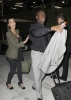 Kim Kardashian with Reggie Bush departing the Sun Life stadium after the game on February 7th 2010 in Miami 2