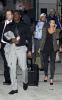 Kim Kardashian with Reggie Bush departing the Sun Life stadium after the game on February 7th 2010 in Miami 5