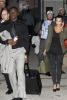 Kim Kardashian with Reggie Bush departing the Sun Life stadium after the game on February 7th 2010 in Miami 4