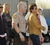Cameon Diaz seen walking beside Tom Cruise and his daughter Suri at the Super Bowl on February 7th 2010 at the Sun Life Stadium in Miami Florida 1
