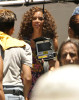 Alicia Keys seen at Conceicao Santa Marta slum while filming the new musical video on February 12th 2010 in Rio de Janeiro 6