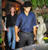 Jesus Luz seen leaving Fasano Hotel to have dinner with Madonna on February 11th 2010 in Brazil 2