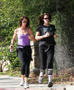 Liv Tyler spotted with a friend while hiking on February 12th 20140 in the Hollywood Hills of Griffith Park in Los Feliz 1