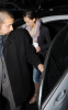 Jessica Alba spotted leaving the Dorchester Hotel and arriving at BBC Radio One on February 12th 2010 in London England 1
