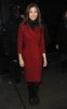Jessica Biel arrives for Good Morning America on February 10th 2010 at the ABC Studios in Times Square 2