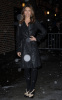 Jessica Biel arrives at the at the Ed Sullivan Theatre on February 10th 2010 for The Late Show with David Letterman 2