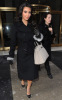 Kim Kardashian spotted arriving for the PIX 11 Morning Show on February 11th 2010 in Midtown Manhattan New York 3