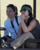 Jessica Biel picture on January 19th 2010 while at the African safari vacation 2