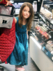 Suri Cruise spotted inside a local store with her mom on February 10th 2010 in New York City 2