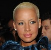 Amber Rose attends the Christian Siriano Fall 2010 fashion show on February 12th 2010 during Mercedes Benz Fashion Week in New York 6