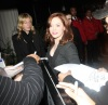Rose McGowan spotted on February 12th 2010 while at the Opening of La Vida restaurant to benefit Haiti relief 1