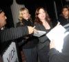 Rose McGowan spotted on February 12th 2010 while at the Opening of La Vida restaurant to benefit Haiti relief 2