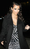 Kim Kardashian spotted walking towards the enterance of Normas dining place on February 12th 2010 at Le Parker Meridien Hotel in New York City 2