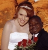 Gary coleman and his wife