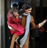 Katie Holmes and Suri Cruise seen together on February 9th 2010 in New York City 2