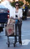 Kim Kardashian was spotted on February 20th 2010 as she was grocery shopping in Beverly Hills 3