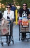 Kim Kardashian was spotted on February 20th 2010 as she was grocery shopping in Beverly Hills 5