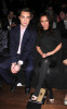 Ed Westwick and Hayden Panettiere spotted at the Tommy Hilfiger Fall 2010 fashion show on February 18th in New York City 3