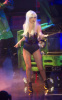 Lady Gaga picture on February 18th 2010 while performing at the Manchester Evening News Arena 6