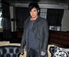 Adam Lambert picture while sitting for an interview at the Kimberly Hotels rooftop lounge on February 15th 2010 in New York City 4