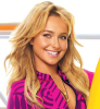 Hayden Panettiere photo shoot for the March 2010 cover of Self magazine 2