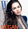 Megan Fox photo shoot for the cover of March 2010 of W magazine
