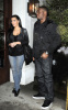 Kim Kardashian and Reggie Bush spotted shopping together on the night of February 24th 2010 in Los Angeles 6
