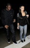 Kim Kardashian and Reggie Bush spotted shopping together on the night of February 24th 2010 in Los Angeles 5