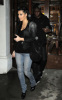 Kim Kardashian and Reggie Bush spotted shopping together on the night of February 24th 2010 in Los Angeles 1