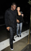 Kim Kardashian and Reggie Bush spotted shopping together on the night of February 24th 2010 in Los Angeles 3