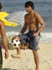 Jesus Luz seen with friends on the beach in Ipanema on February 24th 2010 at the south area of Rio de Janeiro Brazil 5